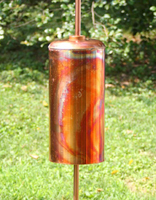 Copper Squirrel Baffler
